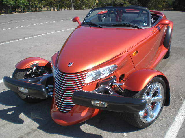 Another BClemmons 2001 Chrysler Prowler post... - 12112906