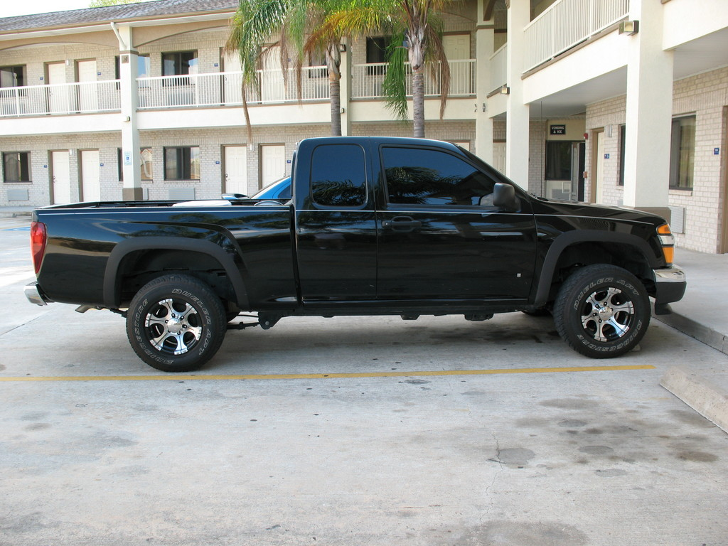 puddin2007 2007 chevrolet colorado regular cab specs photos modification info at cardomain. Black Bedroom Furniture Sets. Home Design Ideas