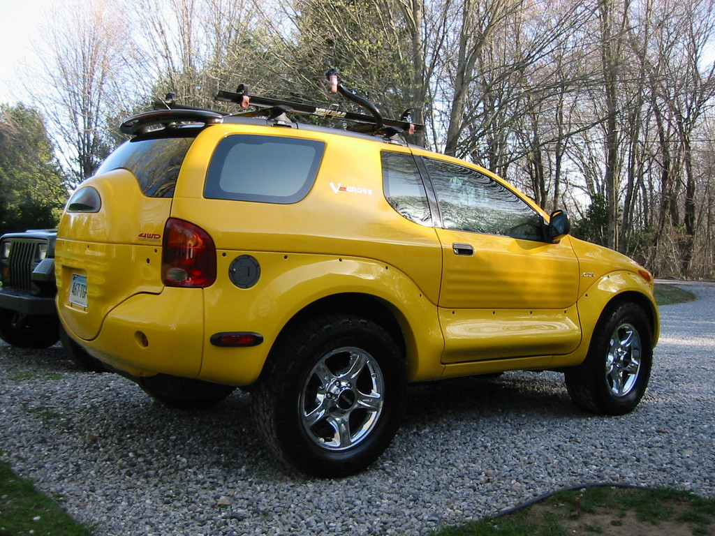 P as well Hqdefault moreover  in addition Maxresdefault together with A B C A B B E Mitsubishi Suv Jeeps. on isuzu vehicross