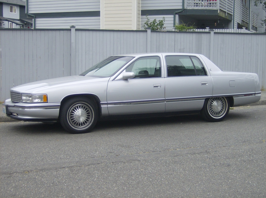Another Big_White 1994 Cadillac DeVille post... - 12113888