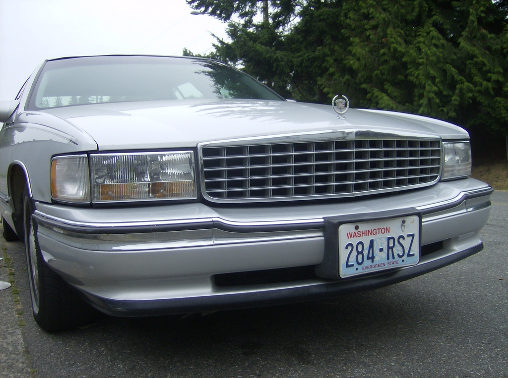 Another Big_White 1994 Cadillac DeVille post... - 12113889