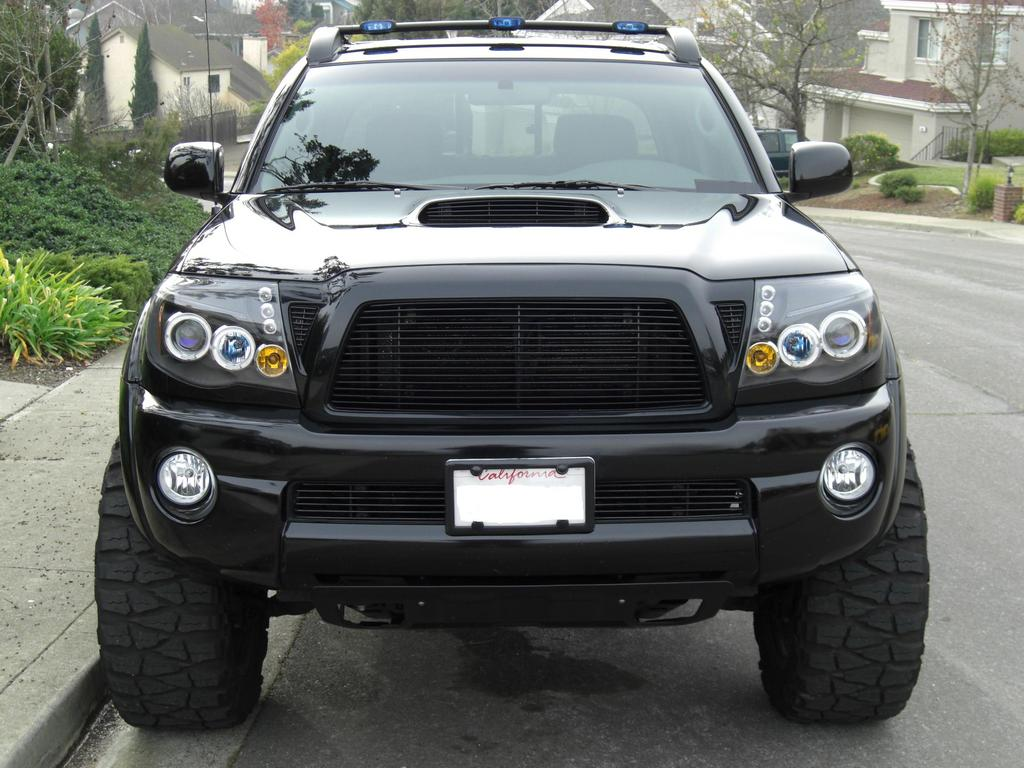 Another TacticalToy 2005 Toyota Tacoma Double Cab post... - 12114805