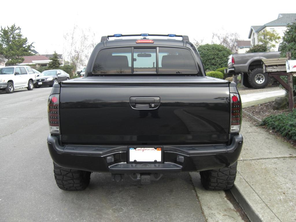 Another TacticalToy 2005 Toyota Tacoma Double Cab post... - 12114806