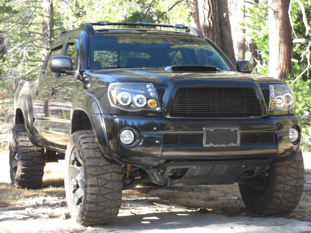 TacticalToy 2005 Toyota Tacoma Double Cab