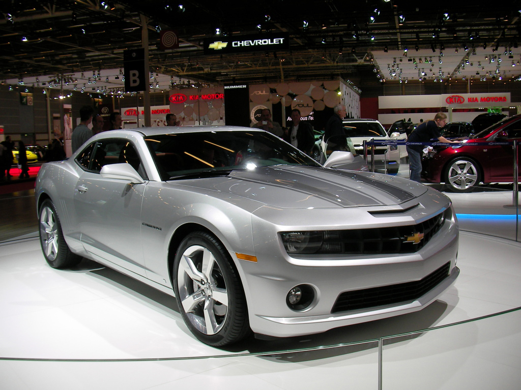 a70ls5 2009 Chevrolet Camaro Specs, Photos, Modification ...