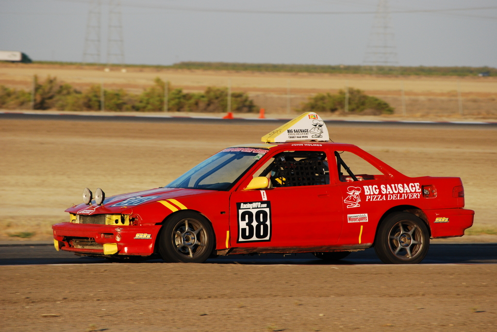 KriderRacing38 1991 Acura Integra