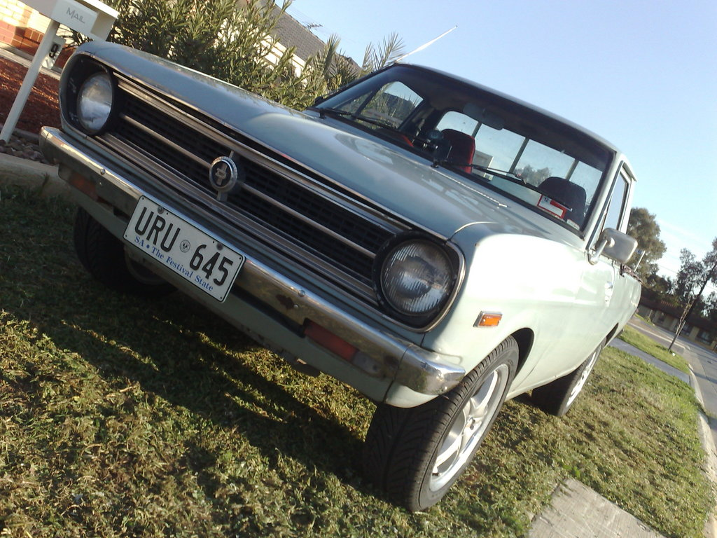 Another aidaniel 1973 Datsun 1200 post... - 12114908