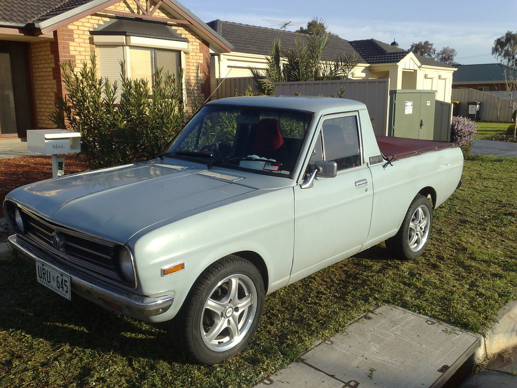 Another aidaniel 1973 Datsun 1200 post... - 12114909