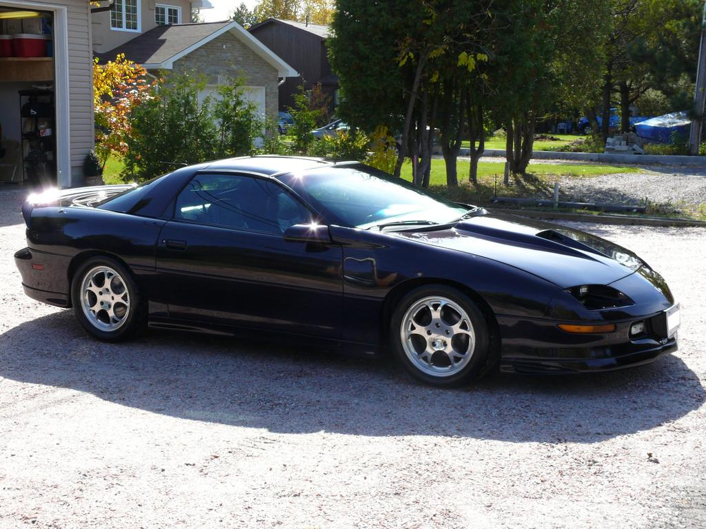 Jamezzz 1995 Chevrolet Camaro Specs Photos Modification