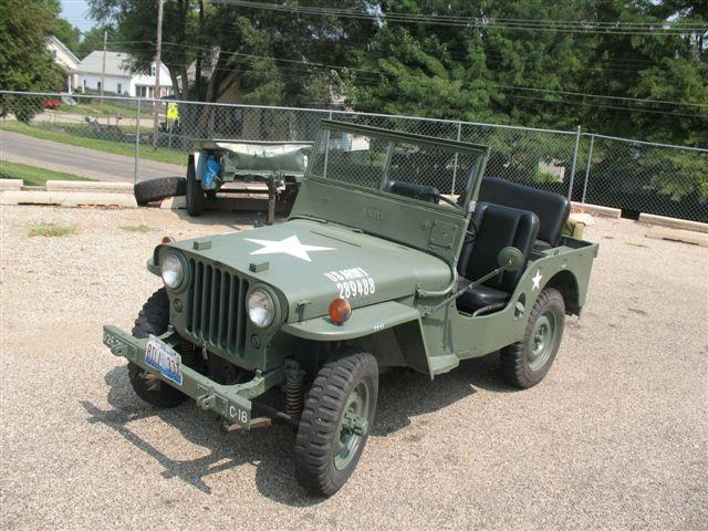 herbie9's 1948 Willys CJ2A