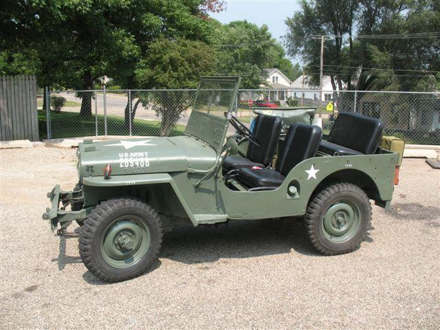 herbie9 1948 Willys CJ2A 12115392