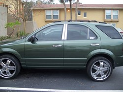 T-DABs 2003 Kia Sorento