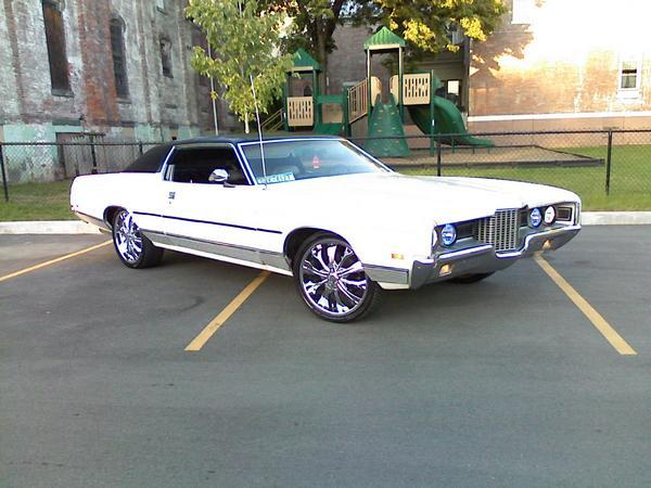 ronton_1971's 1971 Ford LTD