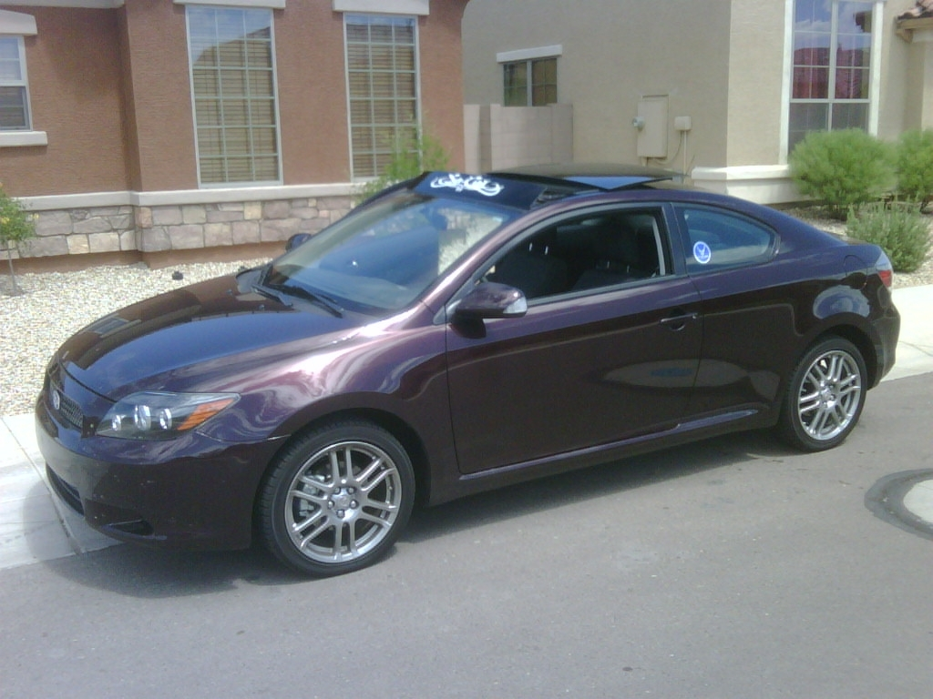 sirustc 39 s 2009 scion tc in las vegas nv. Black Bedroom Furniture Sets. Home Design Ideas