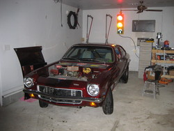 72gaseaters 1972 Chevrolet Vega