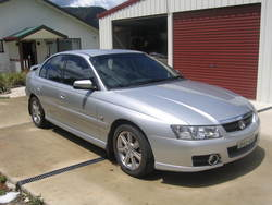 nimbin 2005 Holden Berlina