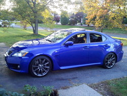 PremPatel 2008 Lexus IS F
