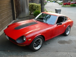 Dynamics32s 1974 Datsun 260Z