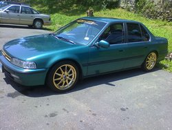 jetbeautys 1993 Honda Accord