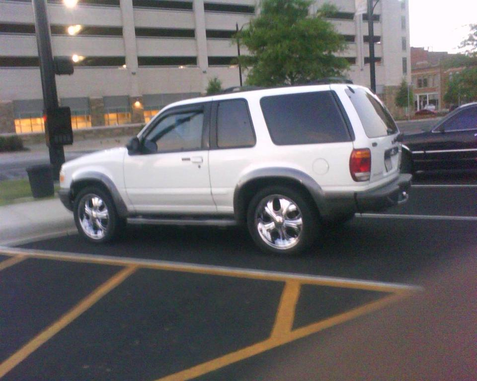 p-money11's 1998 Ford Explorer Sport