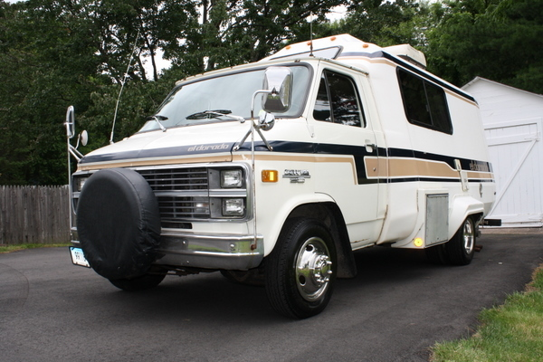 Another UDMAN 1983 Chevrolet G-Series 1500 post... - 12117831