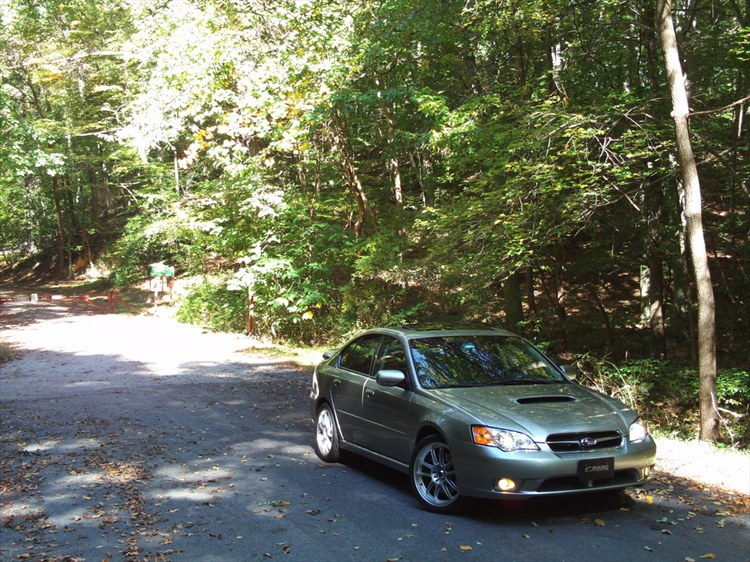 Another mr_csl 2006 Subaru Legacy post... - 12118373
