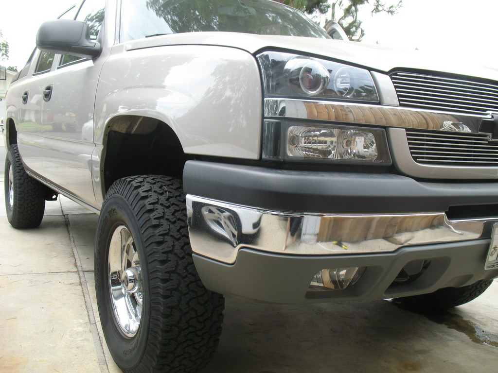 77DAVE's 2004 Chevrolet Avalanche