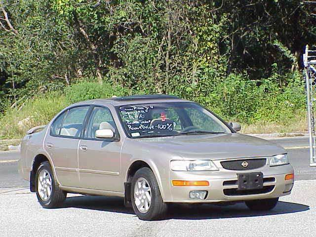 Another rrookie5 1995 Nissan Maxima post... - 12119059