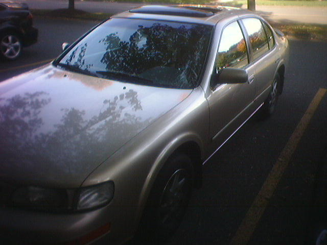 Another rrookie5 1995 Nissan Maxima post... - 12119060