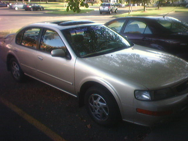 Another rrookie5 1995 Nissan Maxima post... - 12119061