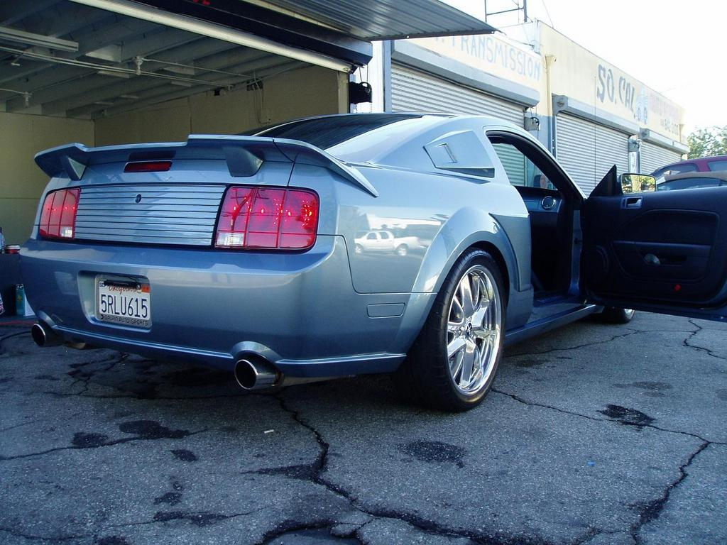 Another TrueBlissCustoms 2006 Ford Mustang post... - 12118319