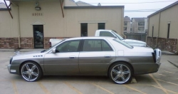 cornkings 2001 Cadillac DeVille