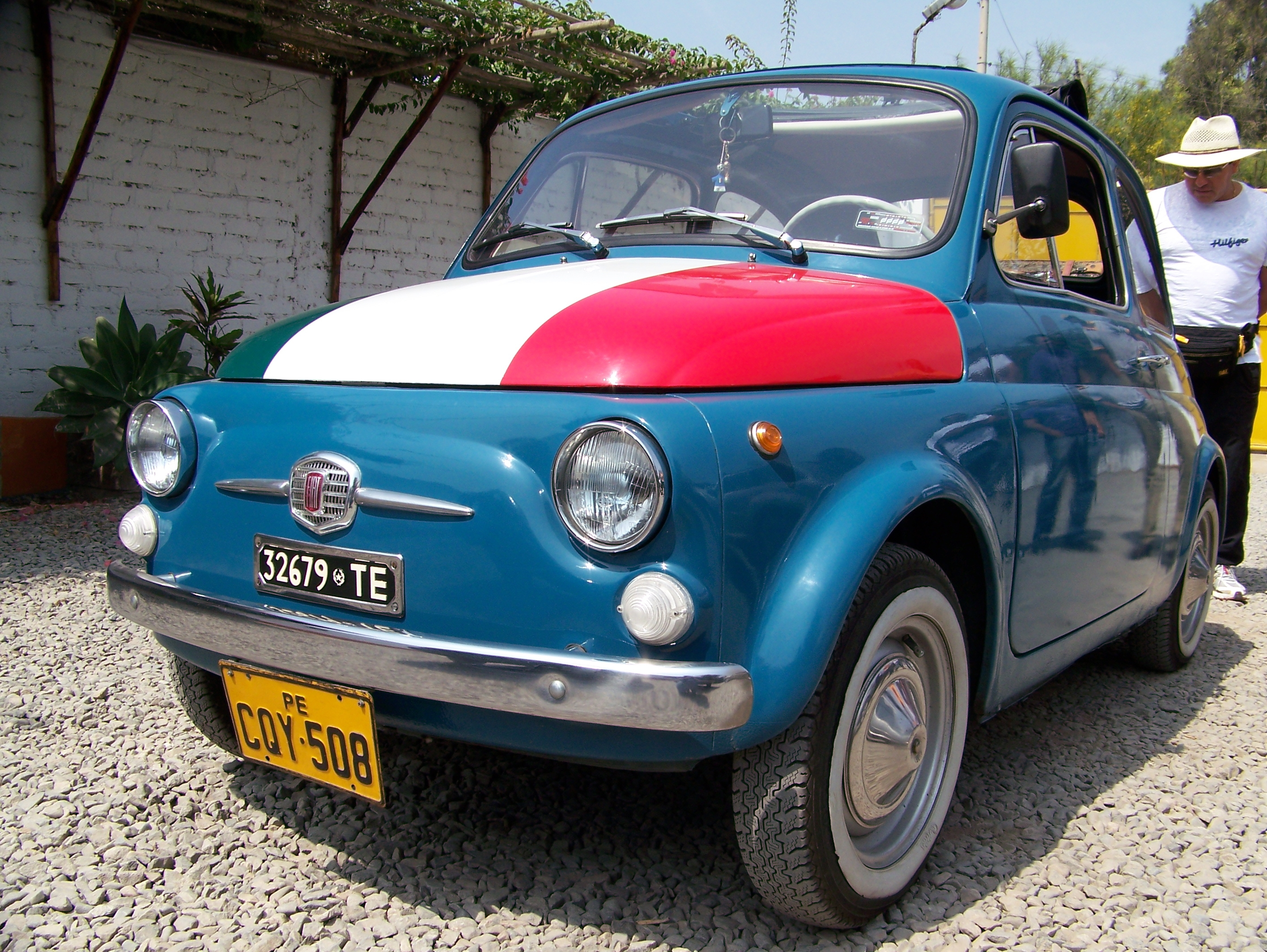 Another 4av14 1960 Fiat 500 post... - 12120330