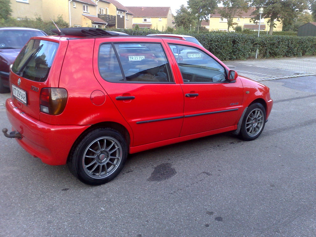 Josq1 1997 Volkswagen Polo Specs Photos Modification Info At Cardomain