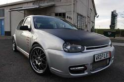 126942s 2001 Volkswagen Golf