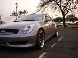 BigBeanzs 2006 Infiniti G