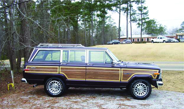 hdjeep 1991 jeep grand wagoneer specs photos. Black Bedroom Furniture Sets. Home Design Ideas