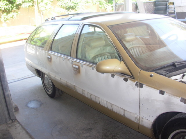 Another Raw64SS 1995 Buick Roadmaster post... - 12122048
