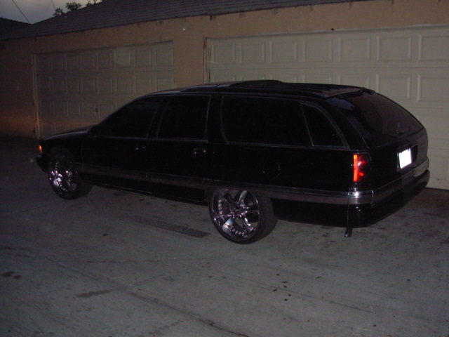 Another Raw64SS 1995 Buick Roadmaster post... - 12122075