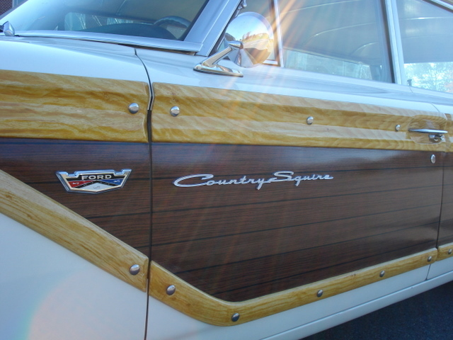 Another 993C4S 1963 Ford LTD Country Squire post... - 12122192