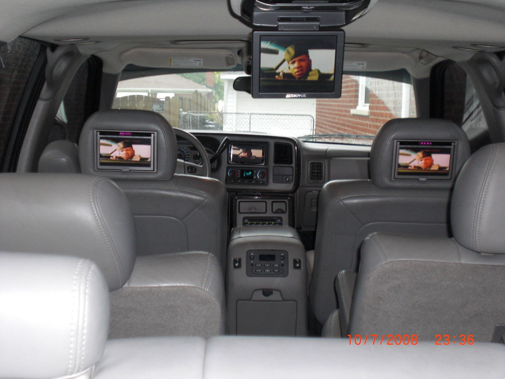 Onmytab 2004 GMC Yukon Denali Specs, Photos, Modification ...