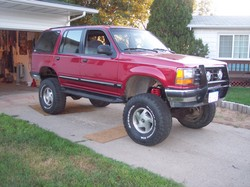 777101s 1994 Ford Explorer