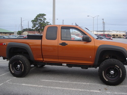 BLKHWKGUY1988s 2007 Chevrolet Colorado Regular Cab
