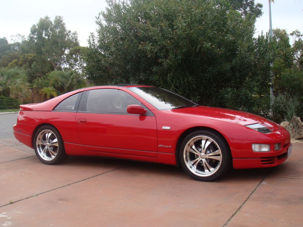 Gws Zed 1989 Nissan 300ZX Specs Photos Modification Info
