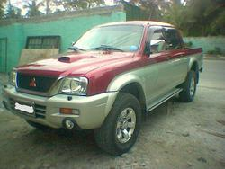 Bino30s 2003 Mitsubishi L200