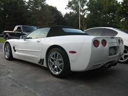 Showcase1186s 1998 Chevrolet Corvette