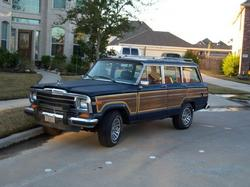 jeepskater433 1987 Jeep Grand Wagoneer