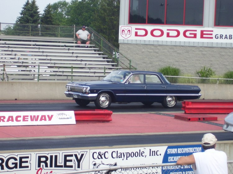 Another Chevy63000 1963 Chevrolet Bel Air post... - 12126408