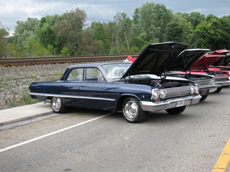 Another Chevy63000 1963 Chevrolet Bel Air post... - 12126447