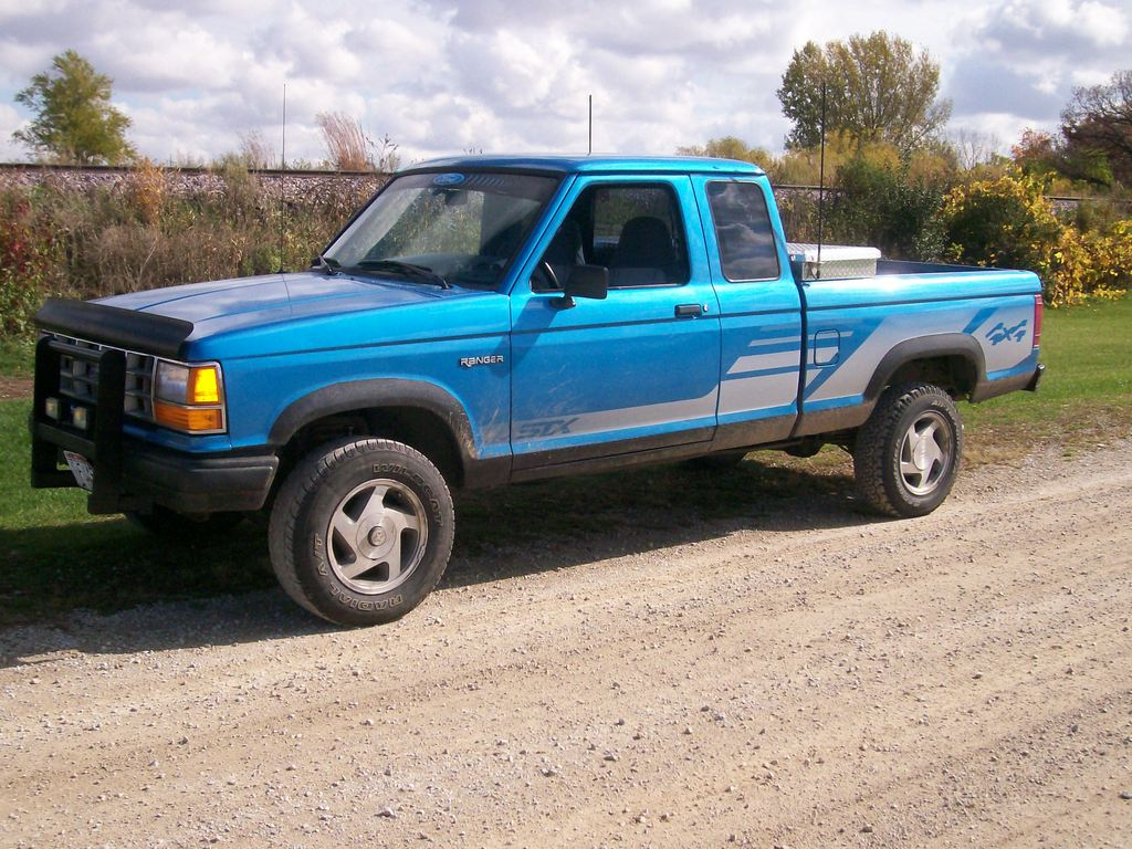 bluedanger 1992 ford ranger regular cab specs photos. Black Bedroom Furniture Sets. Home Design Ideas